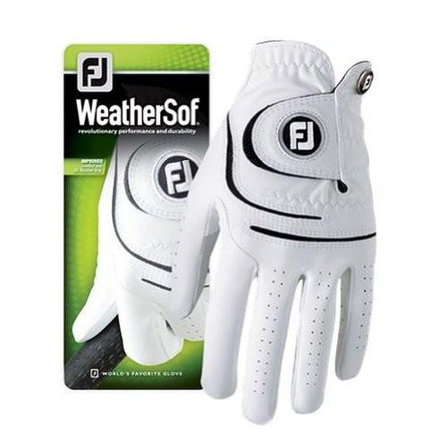 Footjoy Weathersof Golf Glove Men's Med Lg