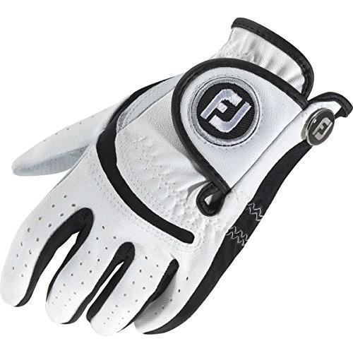 FootJoy FJ Juniors Gloves 白い MD/LG Right