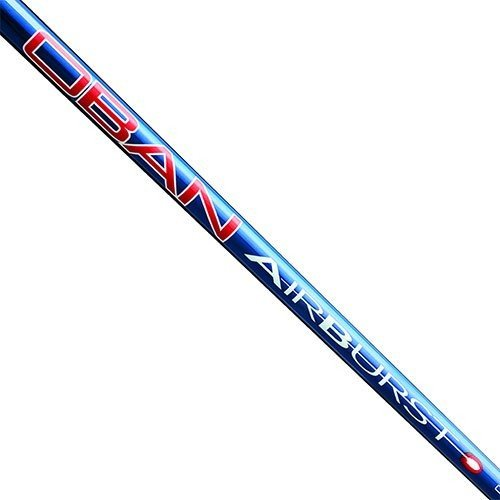 Oban AirBurst 55 Stiff Shaft + Cobra F8+ / F7+ / Fly-Z+ Tip + Grip