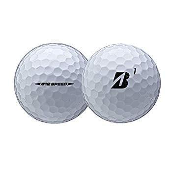 Bridgestone Golf e12 Speed Golf Balls, 白い (One Dozen)