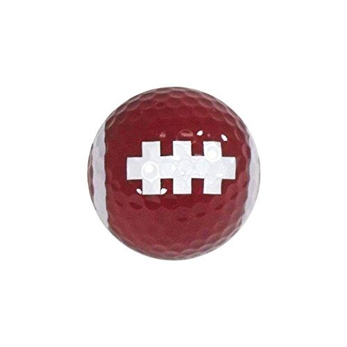 Golf Balls, Nitro Novelty Football, 3 Pack