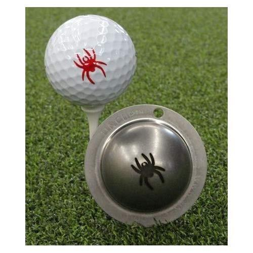 Tin Cup University of Richmond Golf Ball Marking Stencil, Steel