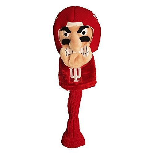 Team Golf NCAA Indiana Hoosiers Mascot Golf Club Headcover, Fits most