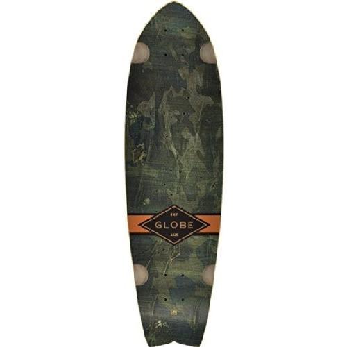 [定休日以外毎日出荷中] Globe Chromantic 9.75x33 Camo W/Tailpad Longboard Deck, KAFKASHOP b3caa29f