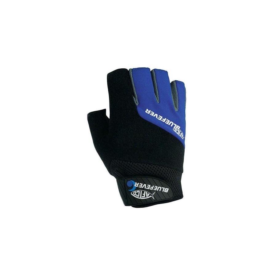 Aftco GLOVESPXXLBLUE Short Pump Glove XX-Large