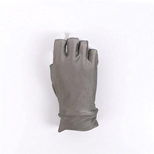 AWESOME Fishing Fly Fishing Sun Gloves Anti-UV Moisture Wicking Finger