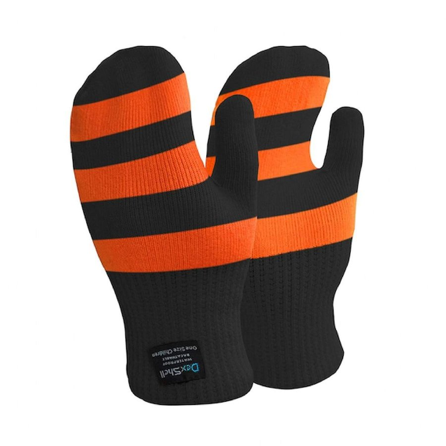 DexShell Thermfit Waterproof & Breathable Gloves, 黒, Small