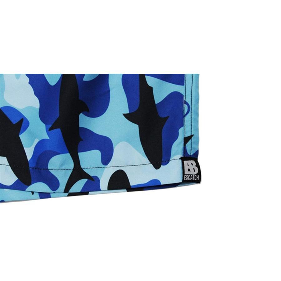 Hiheart Mens Outdoor Quick Dry Slim Fit Printed Watershorts Board Swim