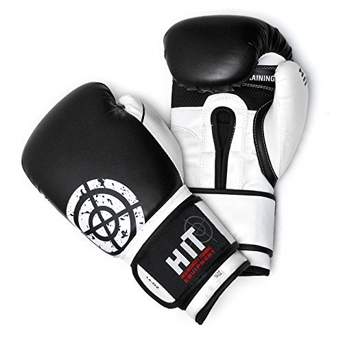 HIT Sparring Boxing Gloves Black 18oz is an Official Sponsor of Many U