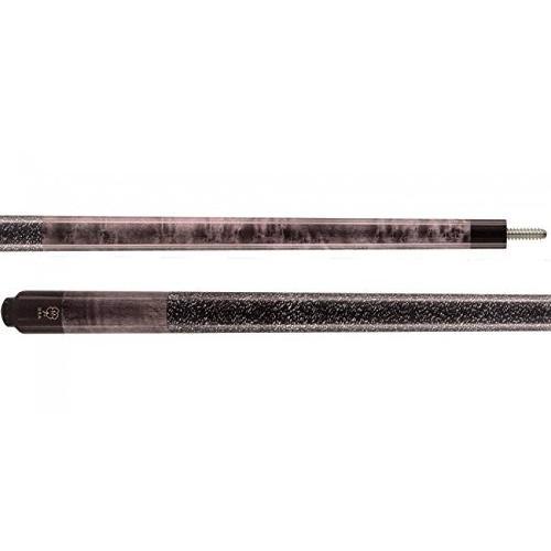 McDermott GS06 Titanium Grey Stain Pool/Billiards Cue Stick - 13mm Sha