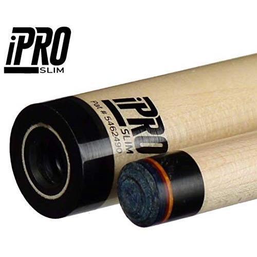 McDermott IPS-03 iPro Slim 3/8 x 10 Pool Cue Billiard Shaft - Black Co