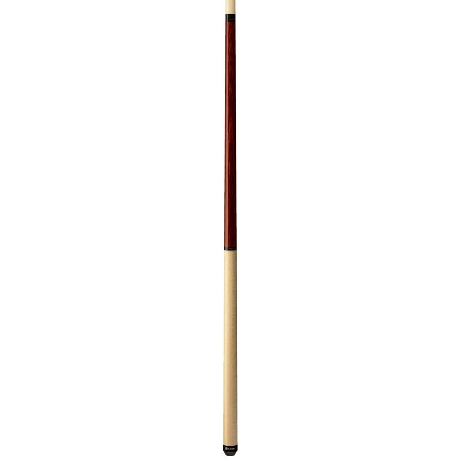 Players JB8 Maple and Rengas Half and Half Design Jump Break Cue, 20.5