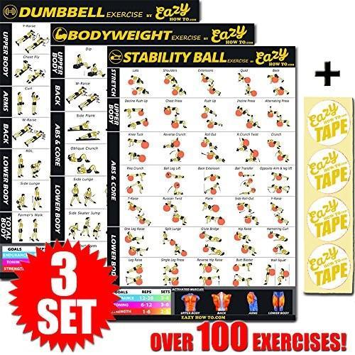 想像を超えての 3 Pack H Banner Workout Banner Poster Build Fitness Muscle & Lose Fat With Fitness at H, キットマネキン:1824c96c --- airmodconsu.dominiotemporario.com