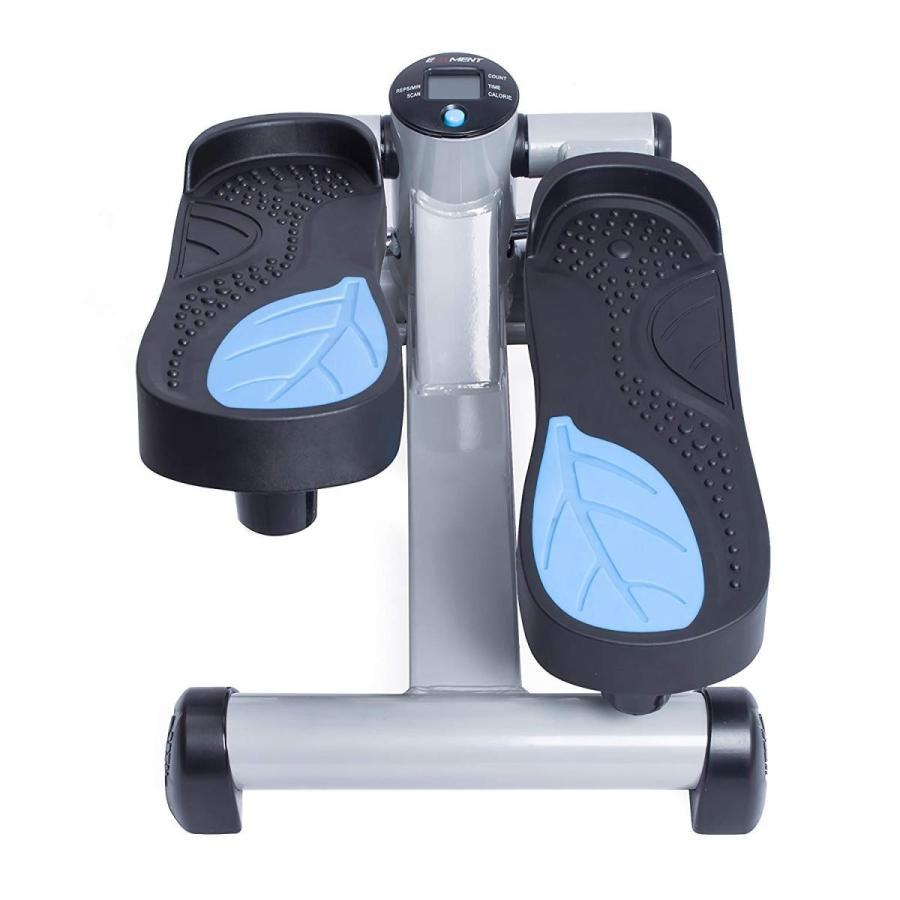 ランキング第1位 EFITMENT Fitness Stepper Step Machine for Fitness & Exercise (Stepper, カイモンチョウ 2dff754a