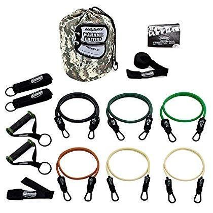 激安先着 Bodylastics The Military Ready Warrior Resistance Band Sets Come with, ミカサカメラWeb 43bef138