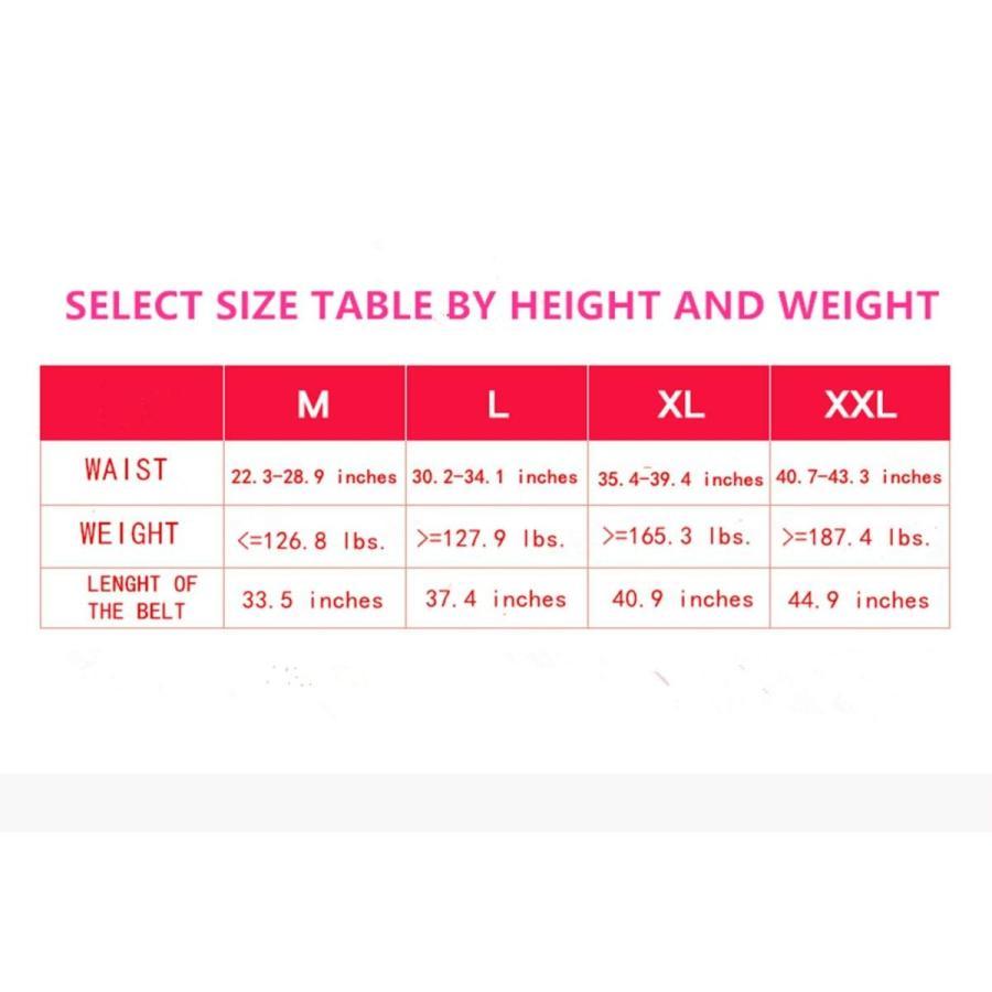 DZXZY Premium Waist Trimmer,Belly Bandit, Upgraded Weight Loss Ab Saun
