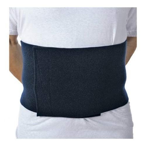 FlexaMed Neoprene Abdominal Binder and Waist Trimmer - X-Large