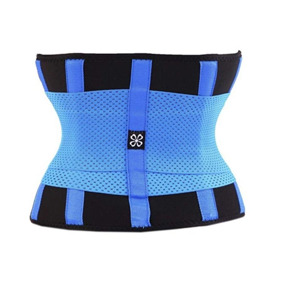 EJZO Unisex Xtreme Power Belt Hot Slimming Thermo Shaper Waist Trainer