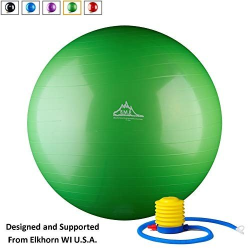 【爆売りセール開催中!】 Black Stability Mountain Products Static Strength Black Exercise Static Stability Ball with P, 【1着でも送料無料】:9ec214fa --- photoboon-com.access.secure-ssl-servers.biz
