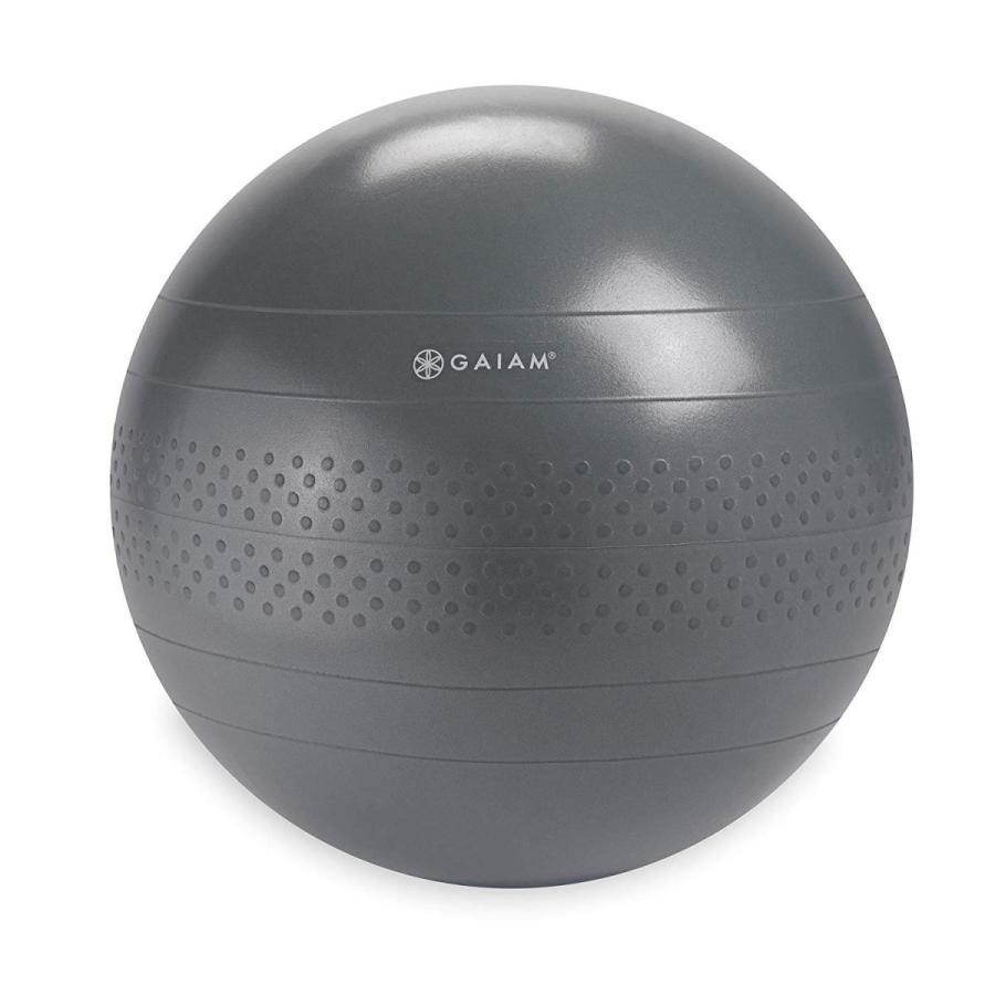 見事な Gaiam Balance Ball, 65cm Ball, Balance Grey, 65cm, アワシマウラムラ:fc56924e --- airmodconsu.dominiotemporario.com