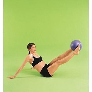 有名ブランド Theragear Pilates Mini Mini Ball 9