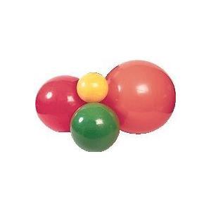 【ギフ_包装】 CANDO INFLATABLE BALL, BALL, INFLATABLE RED, RED, 95CM, ブランド マート モンシェリエ:b47132ab --- airmodconsu.dominiotemporario.com