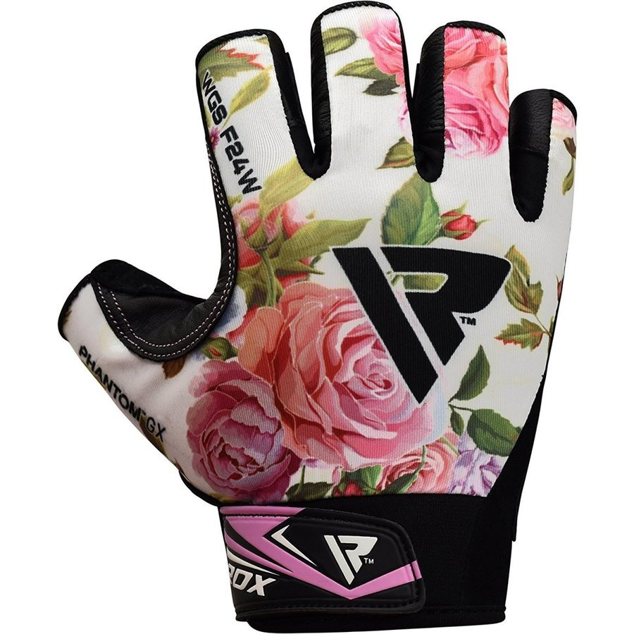 Weight lifting Gym Gloves Training Fitness Wrist Wrap Workout Exercise Sport Vxz