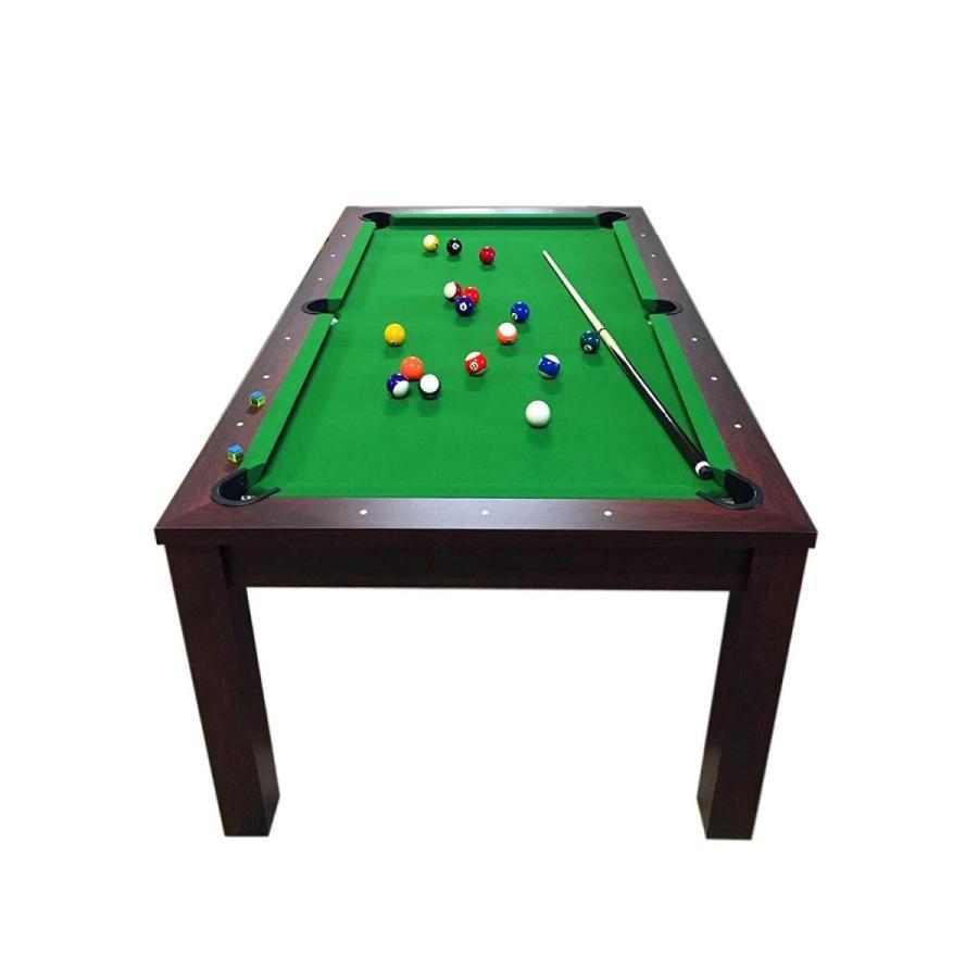 【限定特価】 simba usa 7Ft Pool 7Ft Table usa Billiard Green Became Became a Dinner Table with Ben, Abbot kinney:bd946c5b --- airmodconsu.dominiotemporario.com