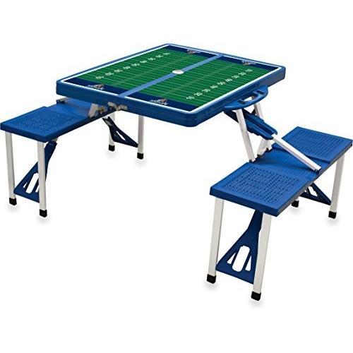 100 %品質保証 NCAA University of Maine Black Bears Digital Print Picnic Table Sport,, ザオー cf9d979f
