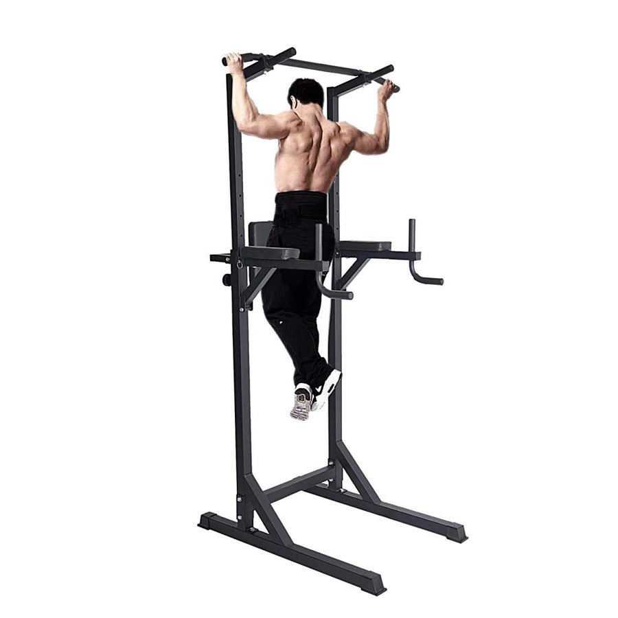 新作からSALEアイテム等お得な商品満載 Dporticus Workout Power Tower Workout Dip Dporticus Station Multi-Function Gym Home Gym Stre, LAPIA:96a73d96 --- airmodconsu.dominiotemporario.com