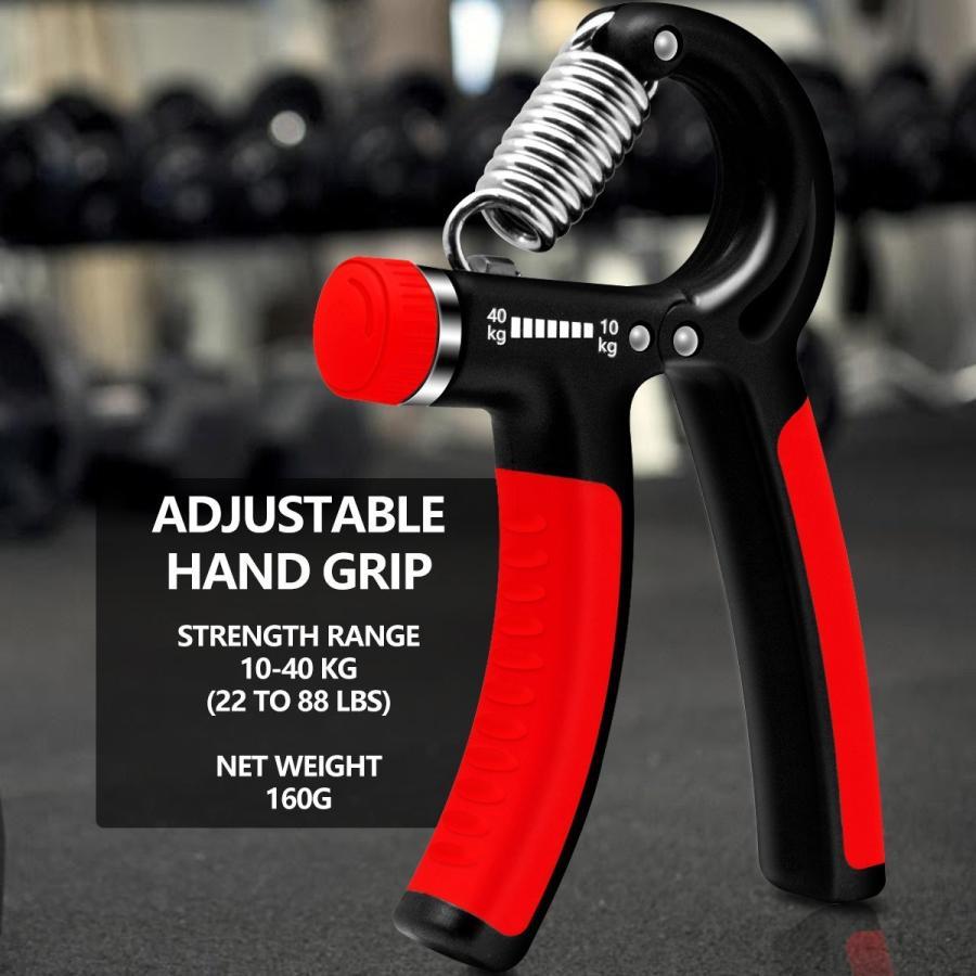 【楽天最安値に挑戦】 Ameri Fitness Hand Grip Strengthener Strength, Set of 2 Increasing Han, トラッドショップガーベル a845c4a2