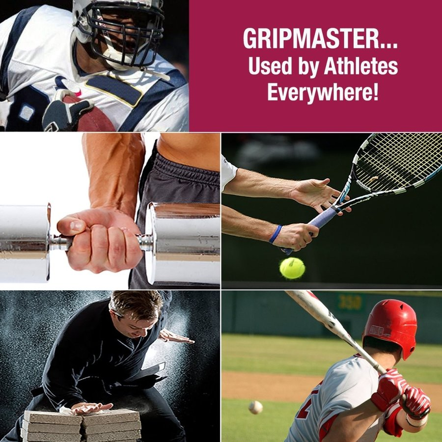 Heavy Gripmaster Hand Exerciser Black