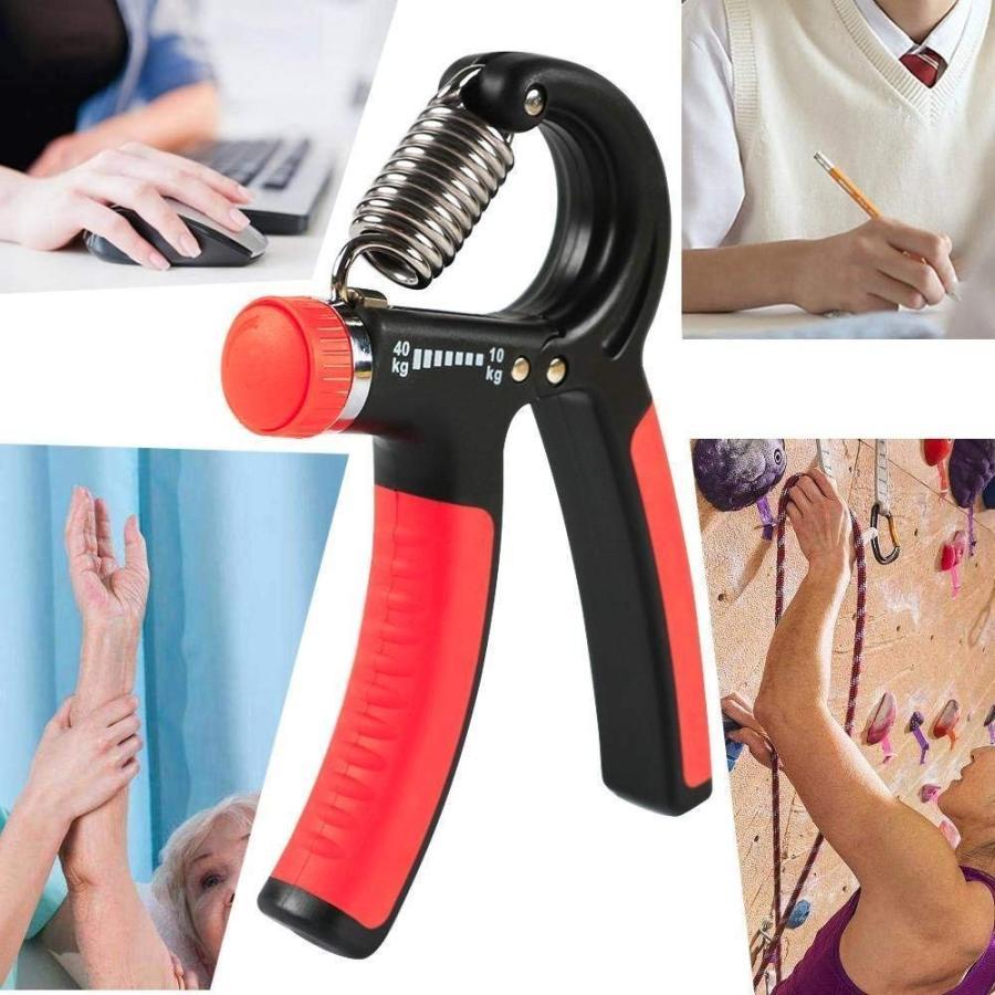 【お年玉セール特価】 Hand Grip Strengthener-Eoney Adjustable Hand Grip Exerciser,Hand Gripp, リラの女王様 77c7a596