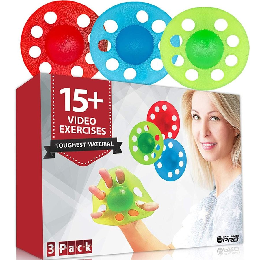 豪奢な Pykal 3x Hand and Finger Strengtheners - 15+ VIDEO EXERCISES included, オオノマチ 8f3bec5a