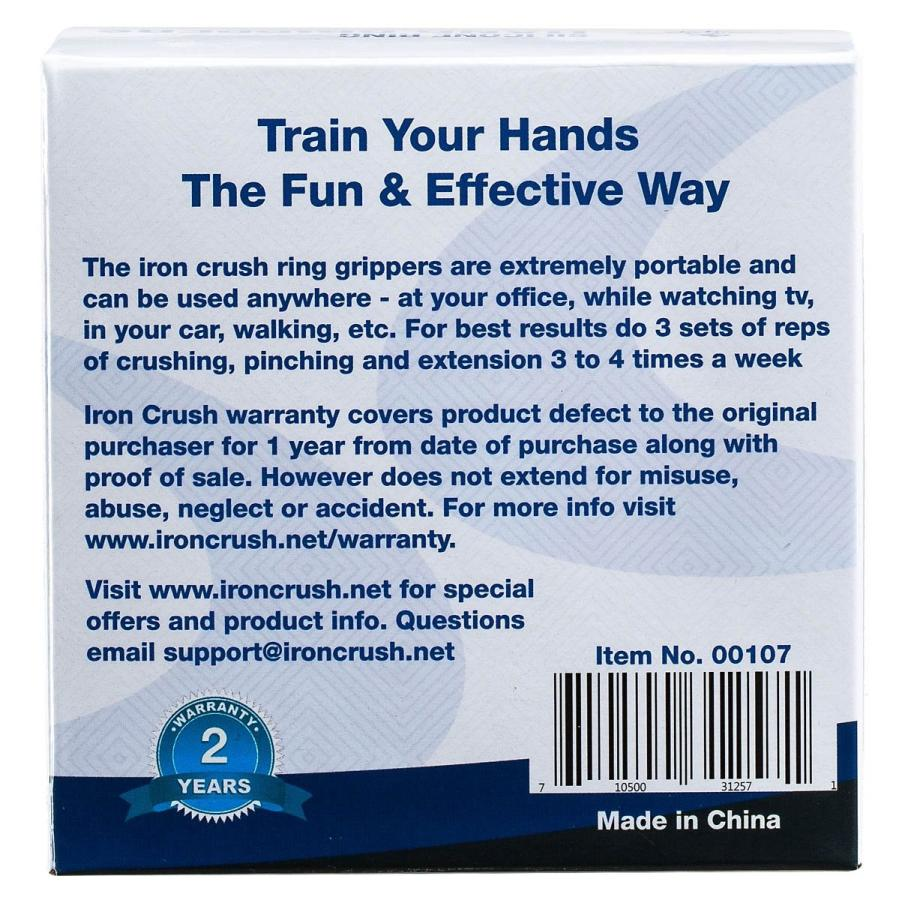 驚きの安さ Hand Grip by Iron Crush? - A Hand & Forearm Exerciser and Strengthener, 大館市 1ff4e3fc