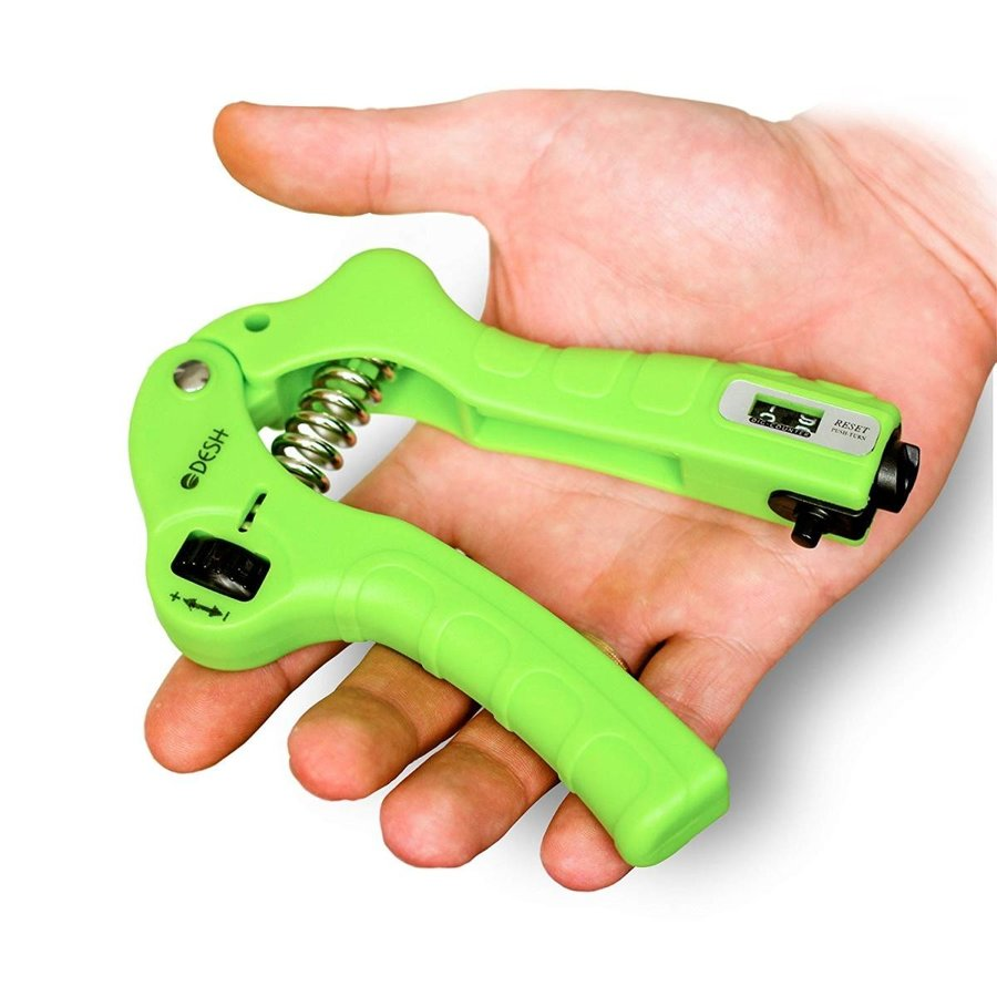 最安値挑戦! DESH Adjustable Hand Grip Strengthener - Strength Trainer with Counter, RareCaseSHOP 9348ca58