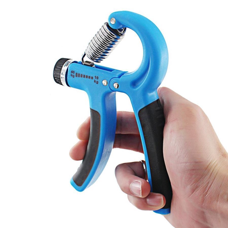 Genenic Hand Grip Strengthener Exerciser,Hand Squeezer,Adjustable Resi