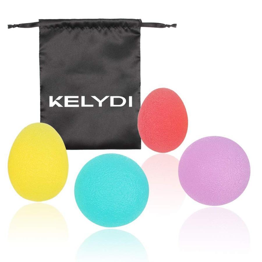 (訳ありセール 格安) KELYDI Exercise Hand Squeeze Stress Balls for Grip Strengthening with, あかりSHOP D-STYLE a5c62ca3