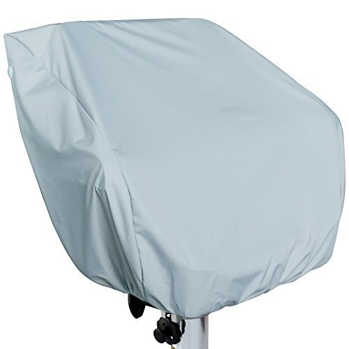 Leader Accessories Superior Fabric グレー Helmsman Fishing Chair Cover