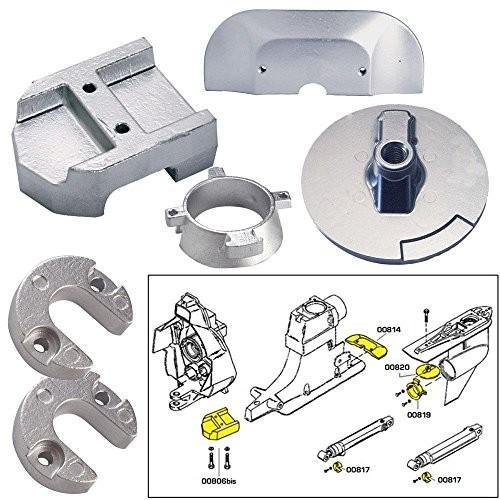 Merc Mercury Alpha 1 Gen II (Alpha I Gen 2) I/O Sterndrive Aluminum An