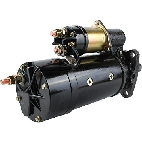 DB Electrical SDR0075 New STARTER for 3208 CATERPILLAR ENGINE, MARINE