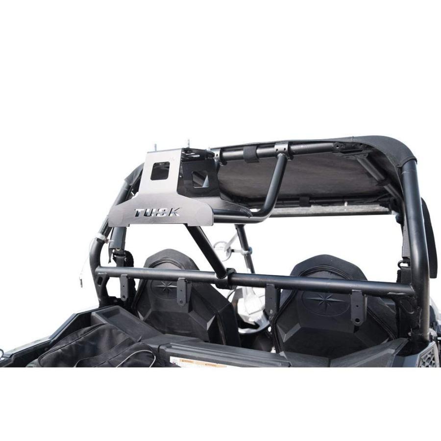 "Tusk Spare Tire Carrier 12"" + Wheels - Fits: Polaris RANGER RZR 900 TR"