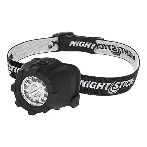Nightstick NSP-4606B Multi-Function Headlamp, 黒