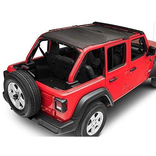 TruShield FullShade Top for Hard Tops - for Jeep Wrangler JL 4 Door 20