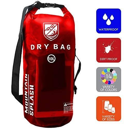 【新作入荷!!】 Waterproof Dry Waterproof Lightweight Bag 5L/10L/20L-Water Resistant Lightweight Backpack Backpack wit, プライムコレクション:d7b33e67 --- airmodconsu.dominiotemporario.com