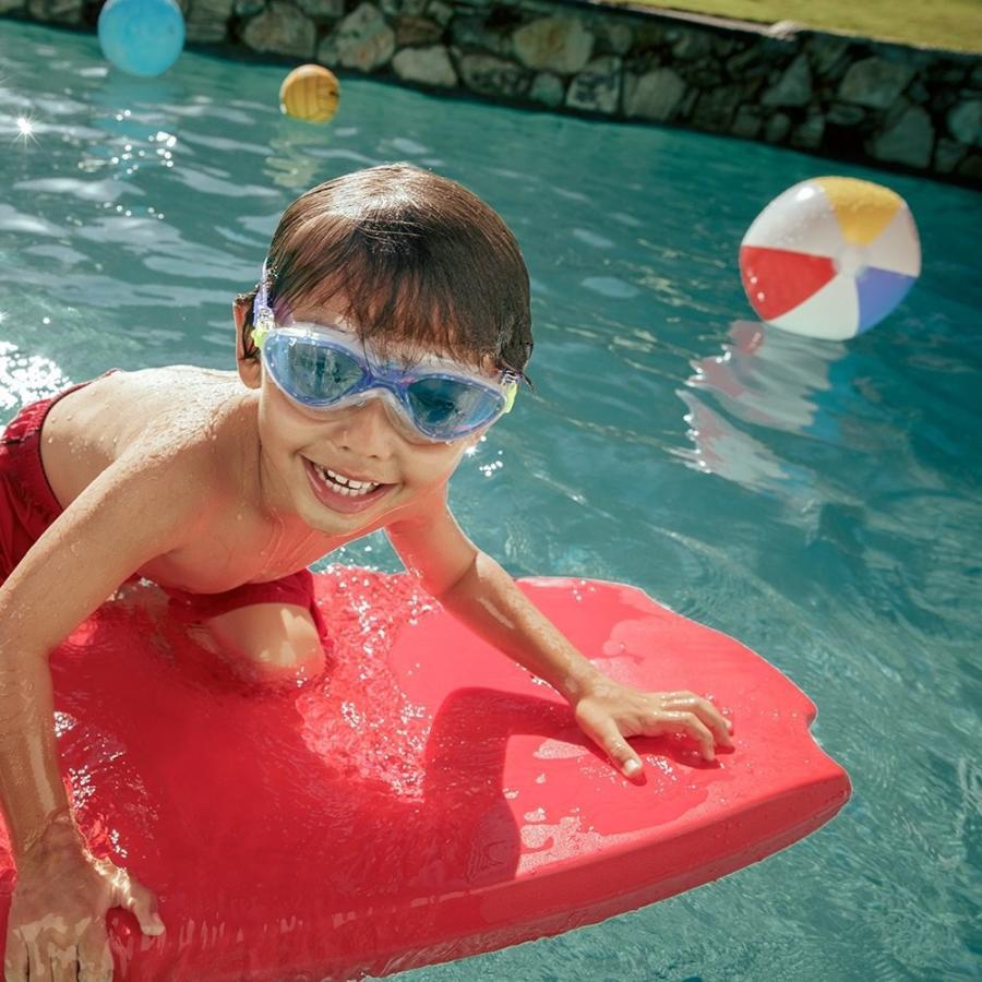 速くおよび自由な Speedo Kids Kids Hydrospex Classic Speedo Swim Mask, Swim Blue Ice, One Size, ロンナースーツ専門店 ベストマン:62402ce9 --- airmodconsu.dominiotemporario.com