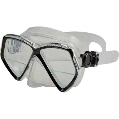 開店祝い Sherwood MA50BK Oracle+ Scuba Dive Snorkel Mask, Black, ナチュラルテラ b8480dc5