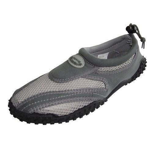 新品本物 Wave Waterproof Men's (12, Waterproof Water Grey/Grey Shoes (12, Dark Grey/Grey 1185m), 枝幸郡:a2538c5d --- airmodconsu.dominiotemporario.com