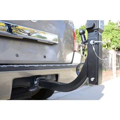 Allen Sports Premier Hitch Mounted 4-Bike Carrier for Vehicles with Ex