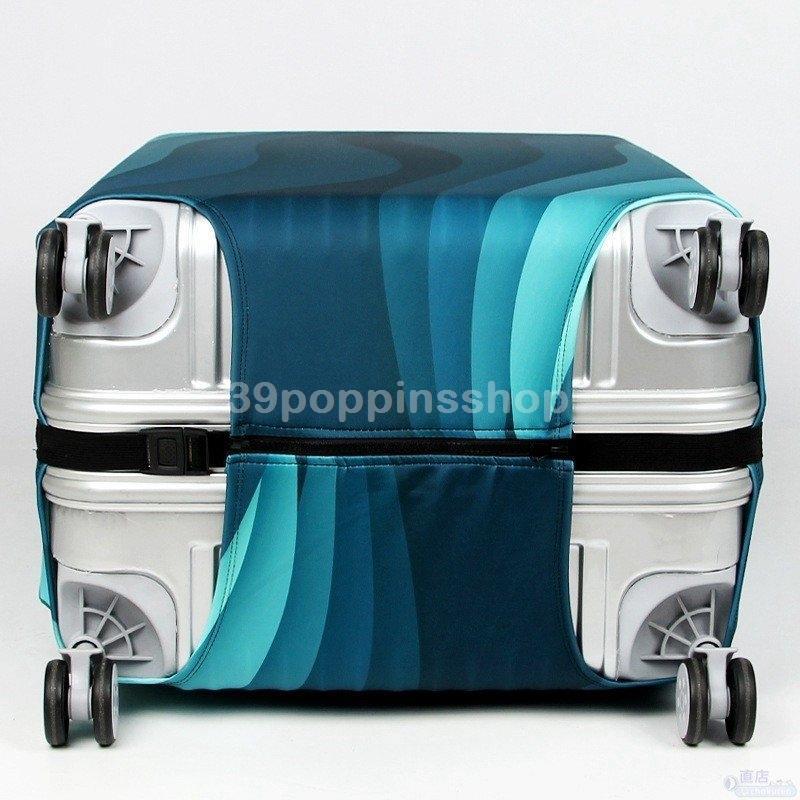 スーツケースカバー キャリーバッグケースカバー ラゲッジカバー トランク伸縮保護カバー 汚れ 傷 盗難防止 お洒落 旅行用品 トラベル S/Mサイズ適用 39poppinsshop 09